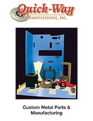 Quick-Way Manufacturing Brochure