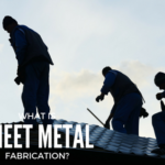 what is sheet metal fabrication?