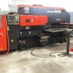Amada Turret Press - Quick-Way Manufacturing - Euless Texas