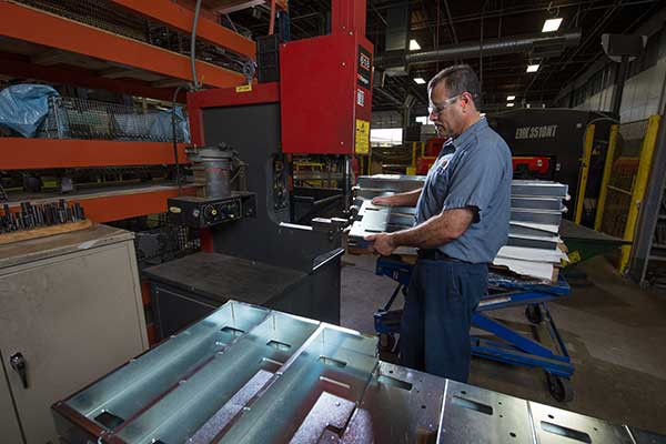 Equipment - Quick-Way Manufacturing - Euless (DFW) TX