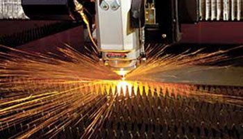 Laser Cutting - Quick-Way Manufacturing - Euless (DFW) TX