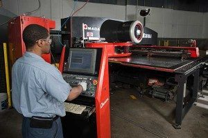 Quick-Way Manufacturing - Sheet Metal Fabrication - Euless TX