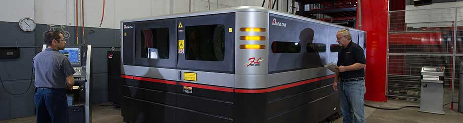 Quick-Way Manufacturing - Advanced Laser Cutting Capabilities - Euless TX