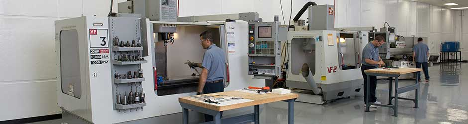Quick-Way Manufacturing - CNC Machining - Euless TX