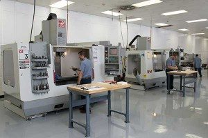Quick-Way Manufacturing - In- House Tooling Department - Euless TX