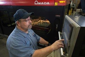 Quick-Way Manufacturing - Laser Cutting - Euless TX