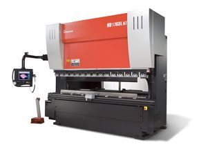 Quick-Way Manufacturing - Brake Press