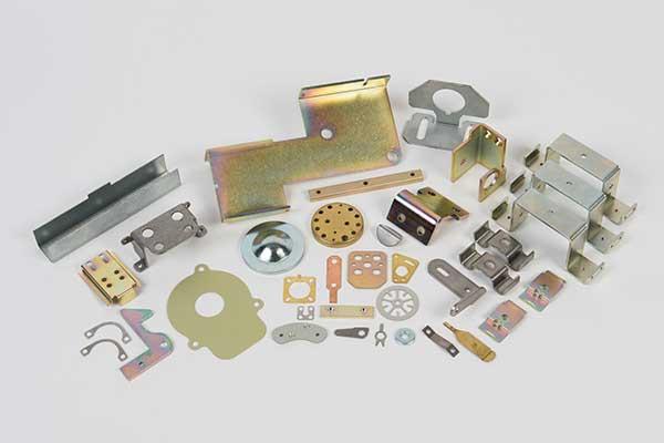 Metal Stamping - Quick-Way Manufacturing - Euless (DFW) TX